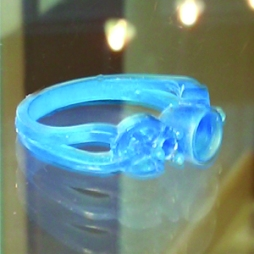 wax carving jewelry ring custom design